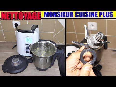 Nettoyage Monsieur Cuisine Plus Lidl Silvercrest Entretien Lave Vaisselle Joint Cleaning Reinigen Recettemonsieurcuisinesilvercrest Nettoyage Monsieur Cuisine