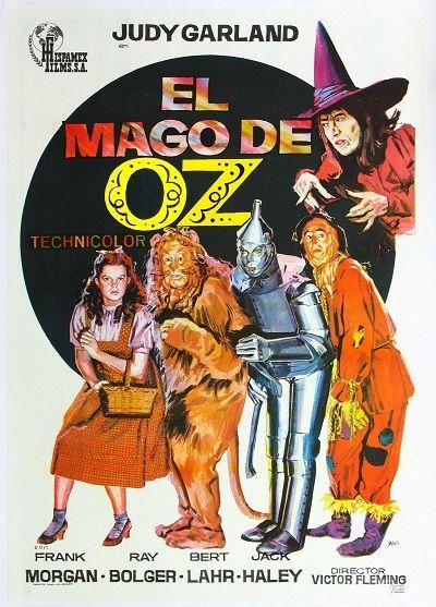 Cine tejeril: El mago de Oz: