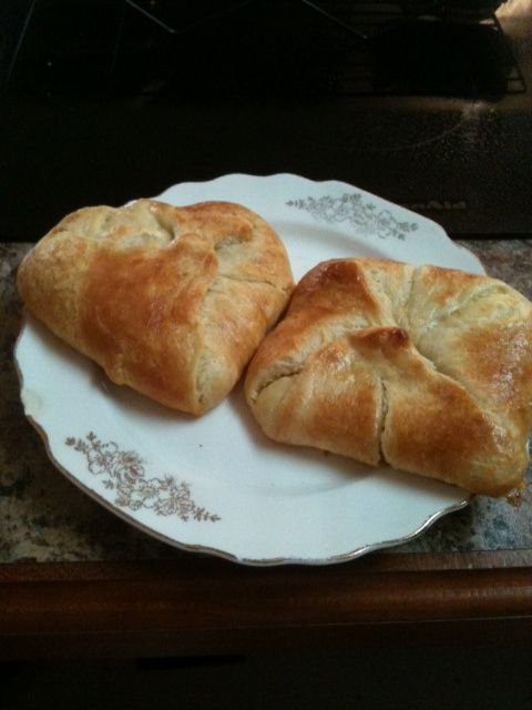 Cheese Danish from Ina Garten