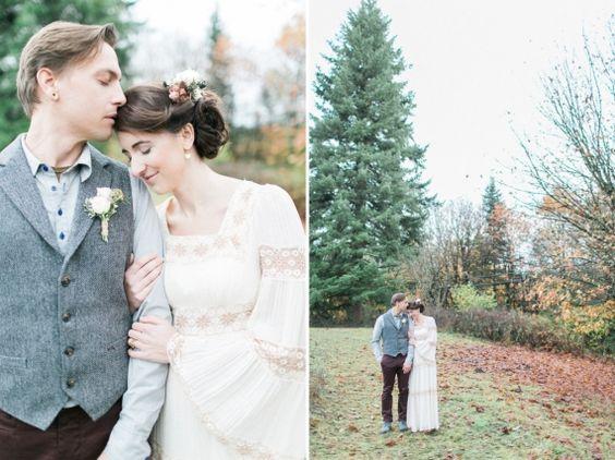 Rosencrown Photography | Brunch Elopement | Portland, OR Wedding Photographer