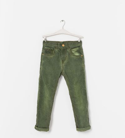 ZARA - KIDS - DENIM SKINNY JEANS