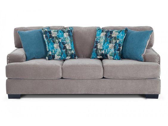 pamela sofa   sofas   living room   bobu0027s discount furniture   living room   pinterest bobs sofas   home design ideas and pictures  rh   roigolds