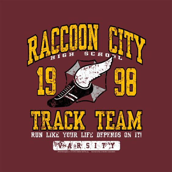Raccoon City Track Team