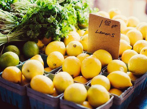 lemons: