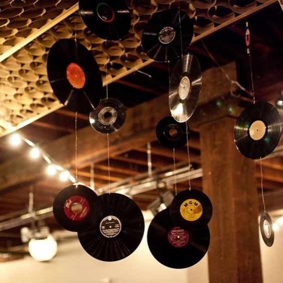 mariage musique dcoration vinyls plus - Ide Chanson Personnalise Mariage