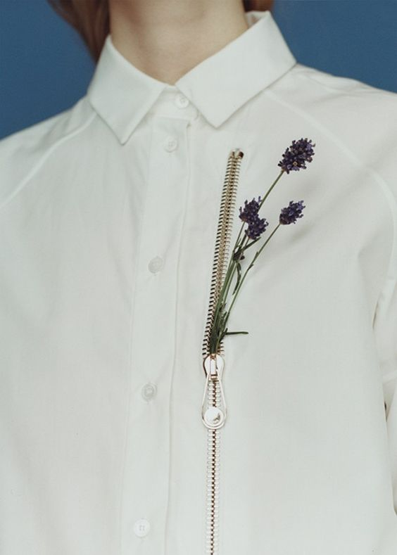 On White Shirts & Wild Flowers by Coco Capitán