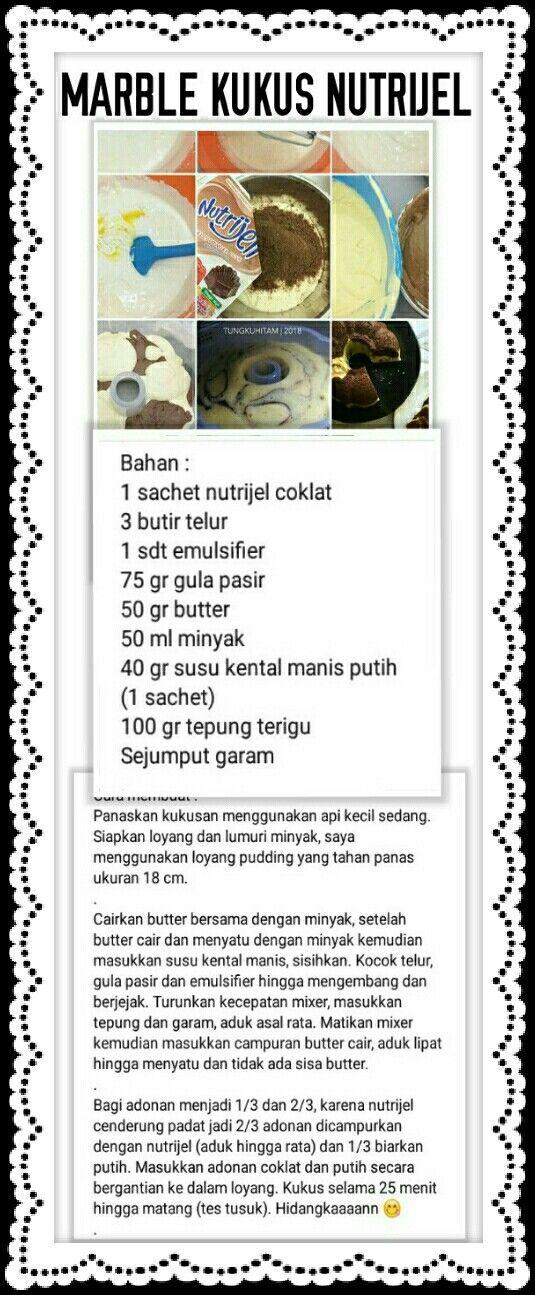 Pin Oleh Jamila Razak Di Recipes Resep Masakan Resep Cemilan