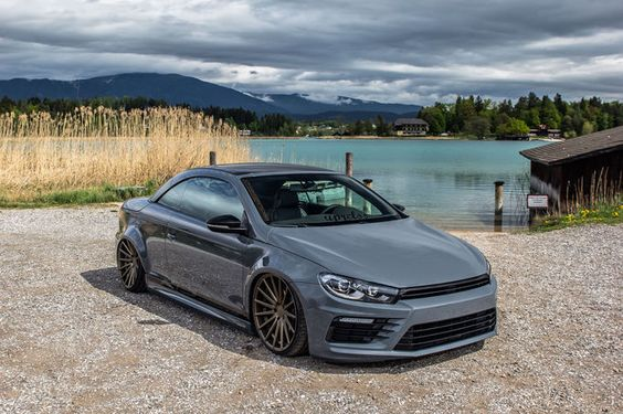 VW Eos with VW Scirocco Front and R36 Motor  2015 - TuningXPerience