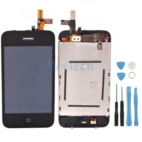 LCD Touch Screen Digitizer Glass Assembly Replacement Black for iPhone 3GS https://t.co/gxwcD8vpo0 https://t.co/FywSLK8YGa
