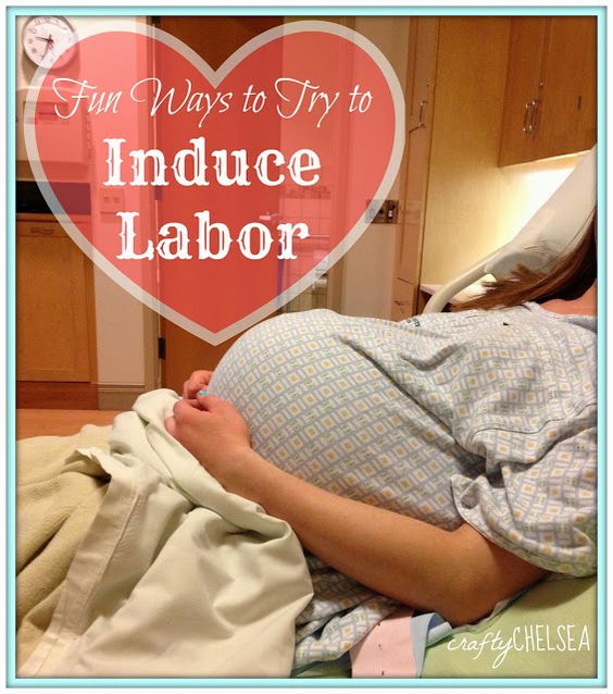 ways to start labor The article briefly describes both the medical and natural ways to start labor read on for more information.