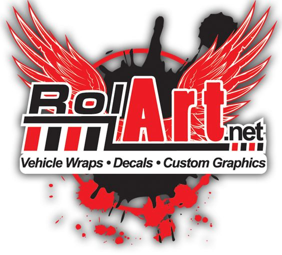 Vehicle Wraps Our goal is to improve a company's image based upon our client's own ideas, in which our clients have full control on deciding what is best for their business. http://www.rolart.net/