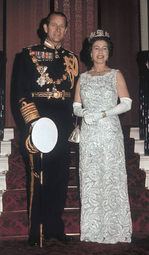 Silver Wedding Celebration Queen Elizabeth Ii And Prince Philip Duke Of Edinburgh On The Occasion Of Their 25 Queen Elizabeth Her Majesty The Queen Royal Queen