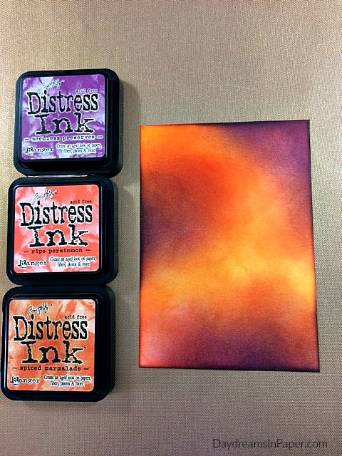 Tim Holtz DIY Distress It Yourself Felt Ink Pads Set of 3