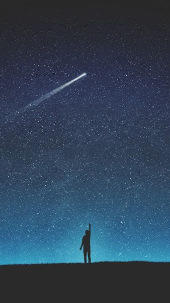 Night Sky Stars Scenery Comet 4k 3840x2160 Wallpaper Night Sky Wallpaper City Iphone Wallpaper Superhero Wallpaper Iphone
