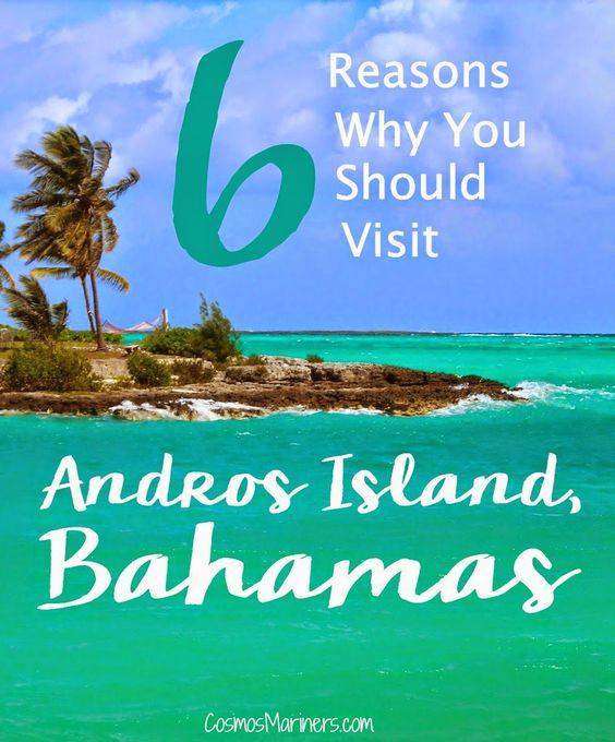 Informative speech on bahamas