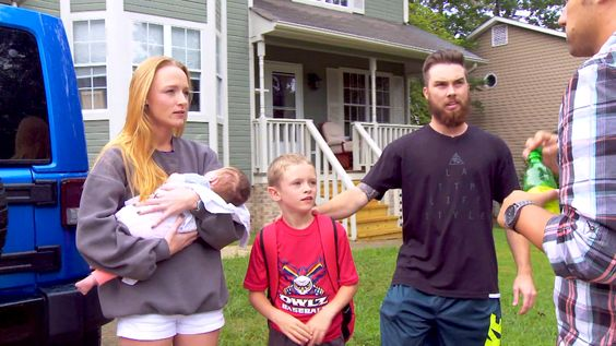 maci bookout parents Wallpaper HD Wallpaper