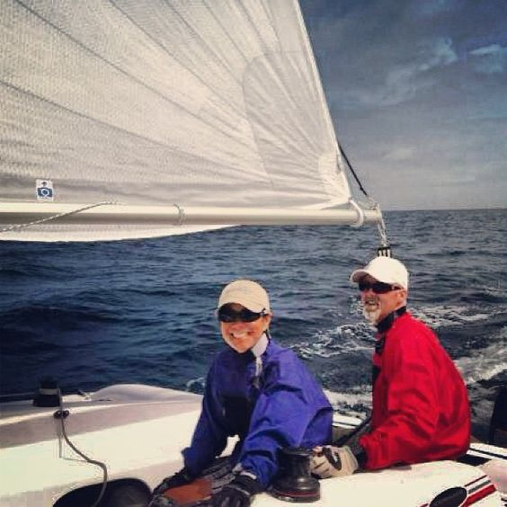 Read this amazing recount of The Race Around the Coronado's by @WCMultihull's own, Kurt Jerman! sail.corsairmarine.com/race-around-the-coronados #corsair #corsairmarine #sail #sailing #catamarans #cats #trimarans #tris #ocean #nautical #corsairsprint