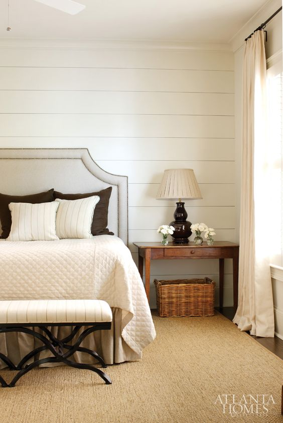 Planked Wall Shiplap Walls Pinterest Dark Gray Paint Master Bedrooms And Perfect Dark