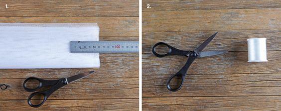 DIY: Mini Pompom de Tule...