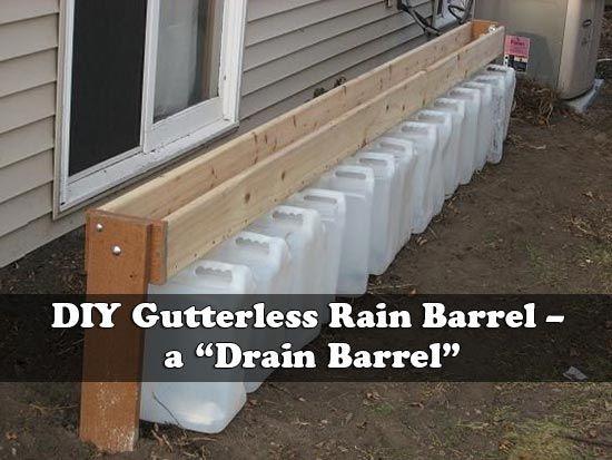 Pinterest the world s catalog of ideas for Diy small rain barrel