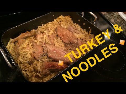 Turkey & Noodles - YouTube