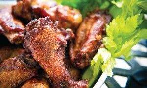 Master-built Fried Chicken Wings