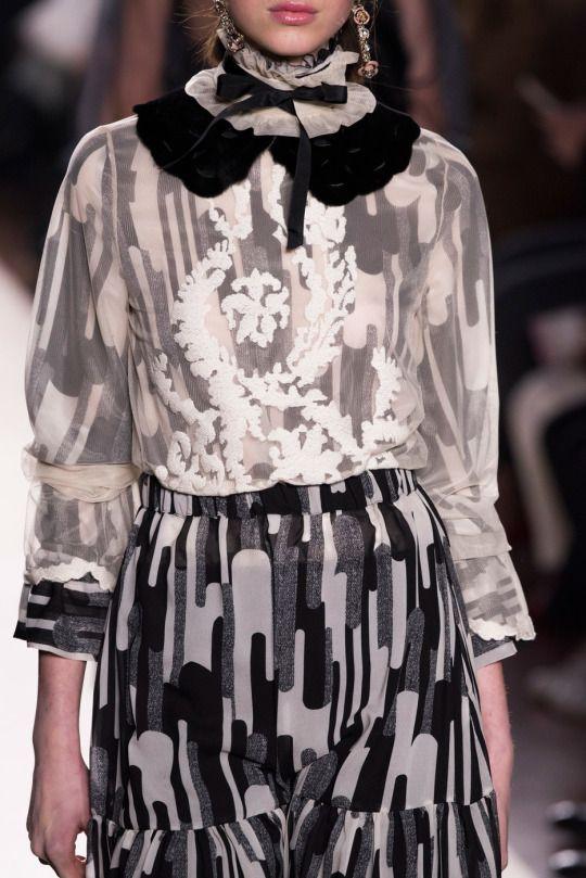 Blugirl | London Fashion Week | Fall 2016