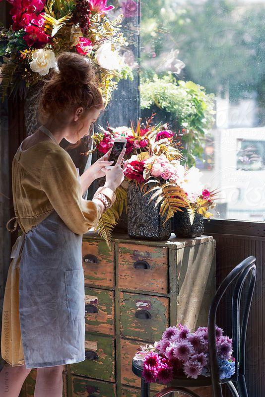 Flower shop.......★