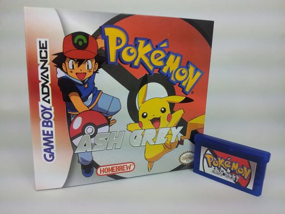 pokemon ash gray full version gba for ios