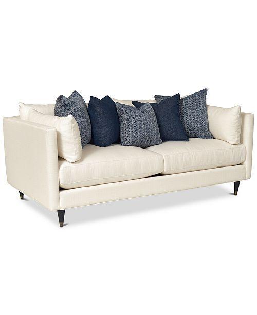 Pleasing Bostal 83 Fabric Sofa Created For Macys In 2019 Theyellowbook Wood Chair Design Ideas Theyellowbookinfo