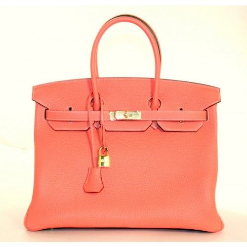 Hermes Crevette Togo Birkin Bag. ONLY 18,000.....that's reasonable.