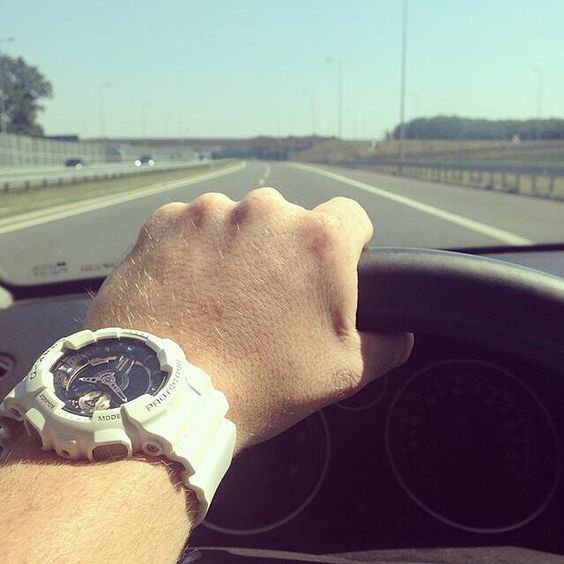 Where are you guys off to this weekend? | Specs: wcent.re/products/ga-110rg-7a?utm_content=buffer6ac30&utm_medium=social&utm_source=pinterest.com&utm_campaign=buffer #gshock #australia