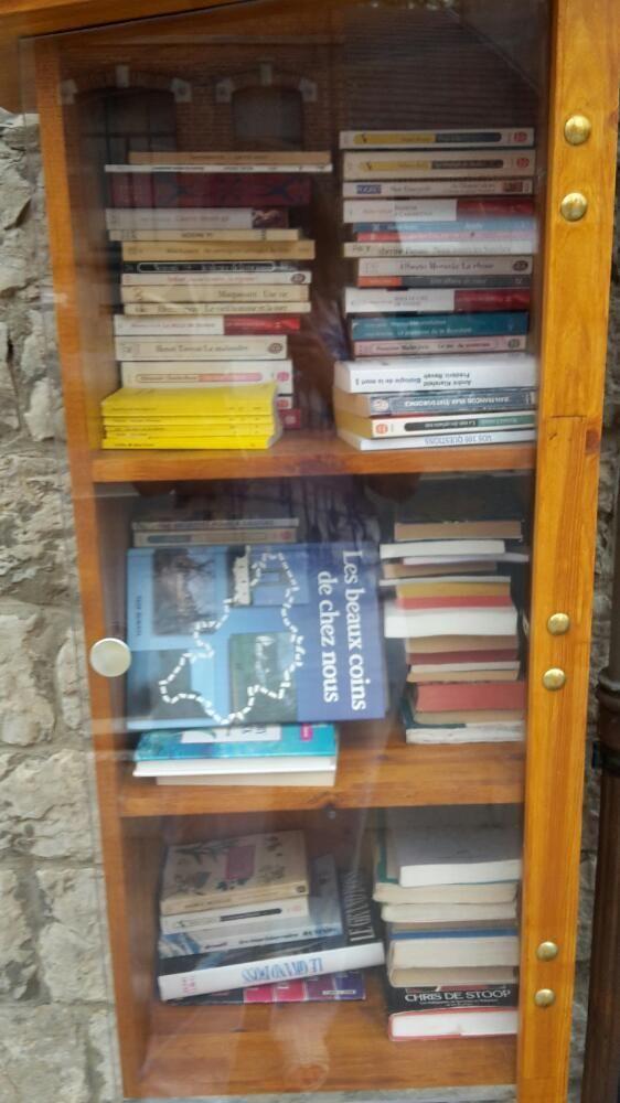 Boite à livres Gerpinnes 6