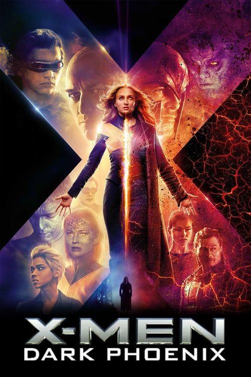 Poster For The Movie Dark Phoenix X Men Movie Tickets