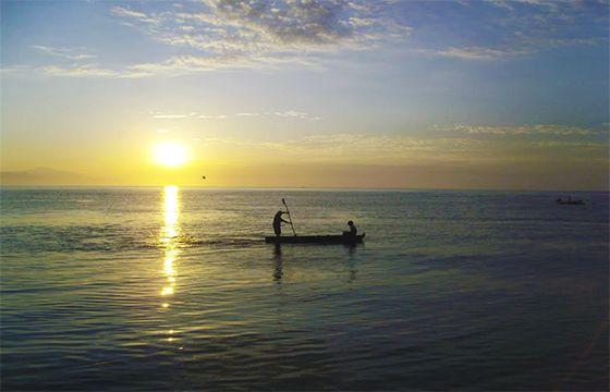 Bahía de Petacalco, Guerrero.
