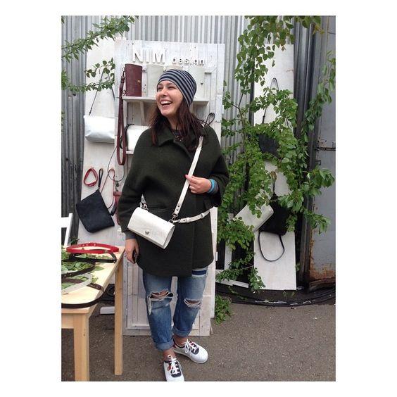 #NiM_girls здесь #seasonsproject #seasonsfest #дизайнсубботник2015 НОВАЯ коллекция #leatherbag