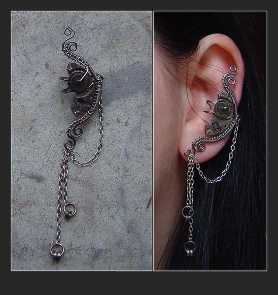 ear styling