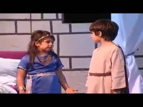 الشهيدة ماجي ملاك السماء وهي بتمثل جزء من مسرحيه مع داود النبي Youtube Style Music