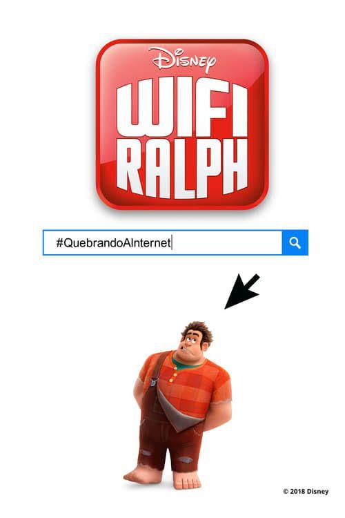 Assistir Wifi Ralph Quebrando A Internet Detona Ralph Internet Videogames