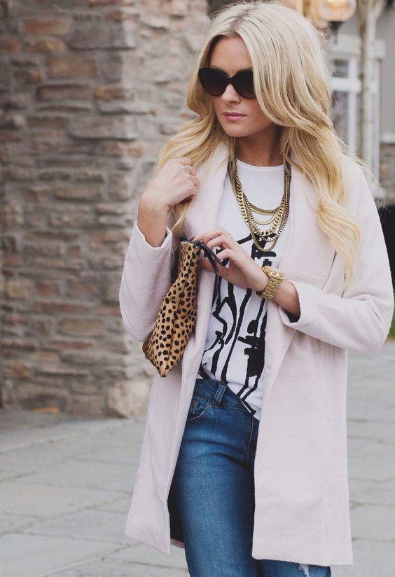 Recycled design. Essex La. Rag and bone. Cat eye sun glasses. Oversized blazer. Oversized coat. Blush pink coat. xxBA. Blogger. Fashion blogger.