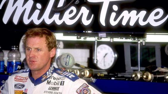Rusty Wallace takes the newly named Bud Shootout in 1998! Blasts from past: Winners of NASCAR's opening exhibition through the years | FOX Sports