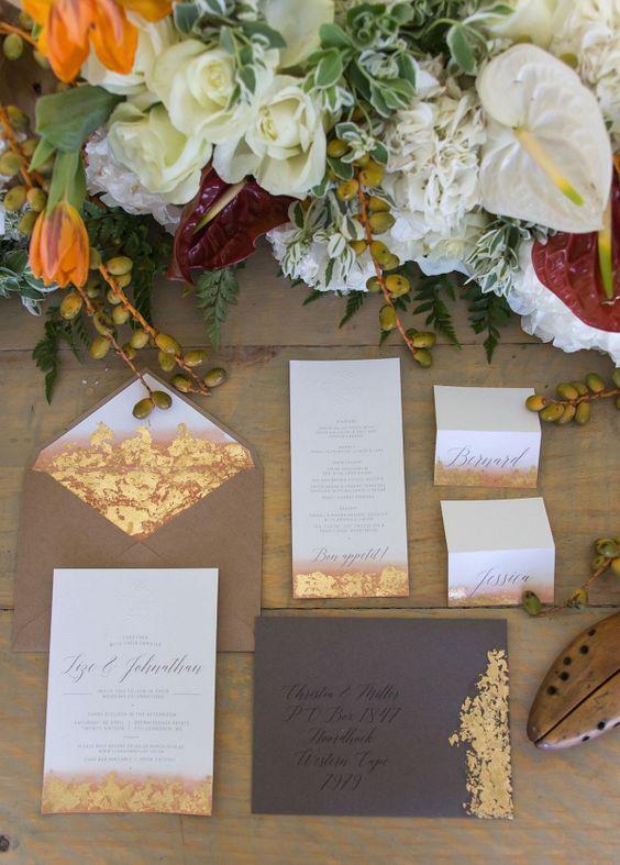 Extraordinary Wedding Invitation Cards to Catch Everyone's Attention!, bd3da679b9aab046f2264af31afc1137