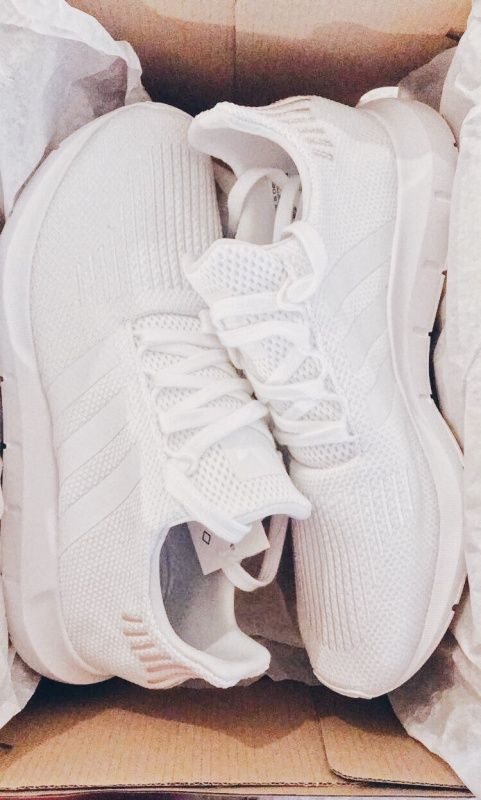 cute white gym shoes