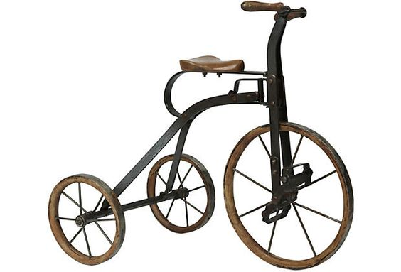 Decorative Vintage Tricycle