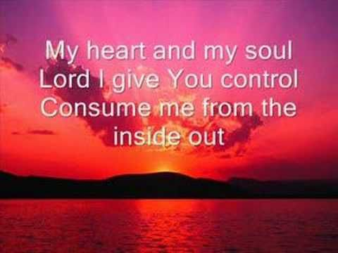 From the Inside Out ~ Hillsong Live