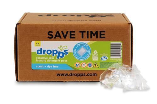 Sensitive Skin Laundry Detergent Pods Unscented Laundry