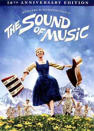 Shot in Salzburg against the majestic Bavarian Alps, THE SOUND OF MUSIC is considered one of the greatest screen musicals ever made. Winner of five Academy Awards, including Best Picture and Best Director (Robert Wise), the film, based on a real family...