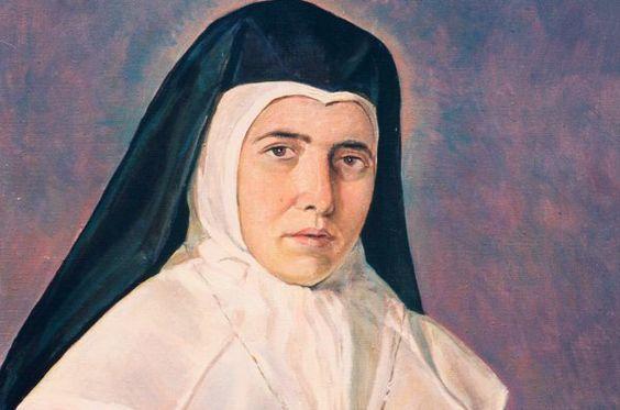 Beata Juana María Condesa Lluch, Religiosa ...