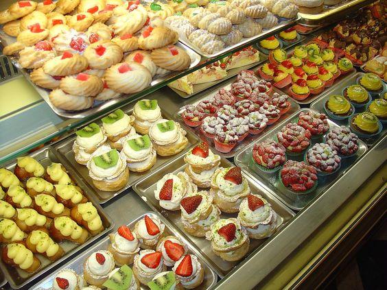Sicilian Sweets  Catania, Sicily