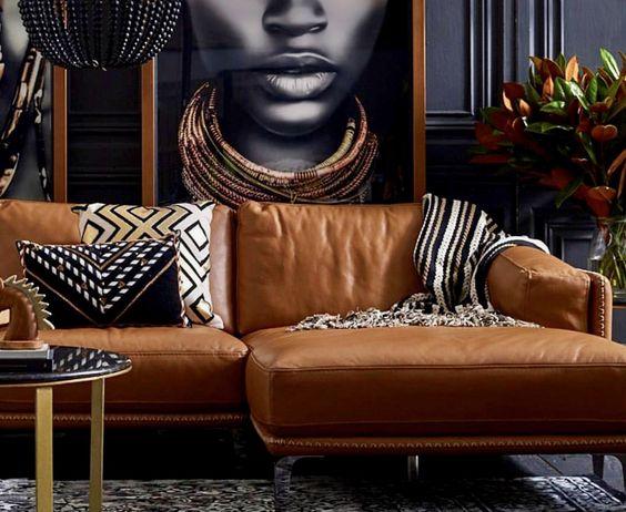 Bài trí nội thất cho gia chủ cung Ma Kết chọn sofa da khi đến nơi bán sofa da thật tphcm